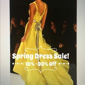 Other - 💛 Save 10-30% On All Dresses!!💛